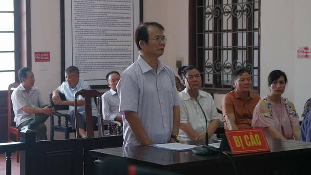 Nguyên Phó viện trưởng Viện KSND tỉnh Thái Nguyên lãnh án 5 năm tù