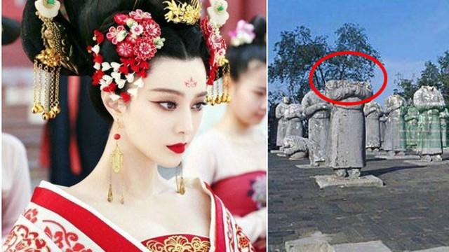 """""""Vô tự bia"""": Bí ẩn khó lý giải của nữ hoàng đế Võ Tắc Thiên"""