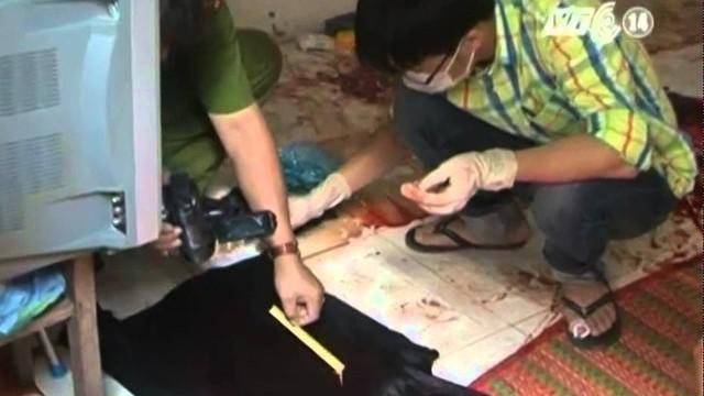 Vết trầy xước, bầm tím trên thi thể hé lộ chuyện cụ ông 81 tuổi giết vợ