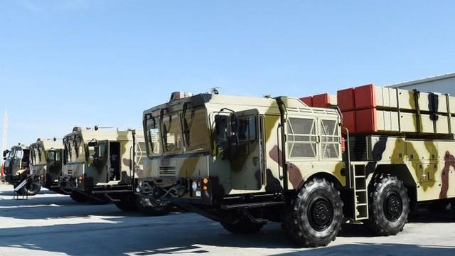 Pháo phản lực mạnh ngang tên lửa Iskander tới tay khách hàng đầu tiên: Sẵn sàng chiến đấu