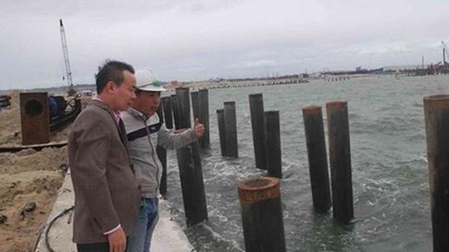 Lên phương án khai quật tàu cổ đắm tại vùng biển Dung Quất