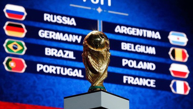VTV: Quán bar, cà phê không cần xin phép FIFA khi chiếu bóng đá World Cup