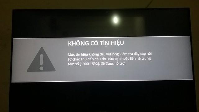 """Người hâm mộ ca thán vì loạt dịch vụ xem World Cup 2018 """"đình công"""", mất tín hiệu"""