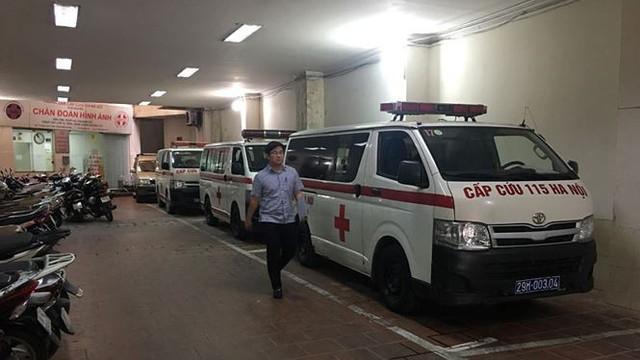 Tâm sự nghẹn ngào của Giám đốc cấp cứu 115 Hà Nội