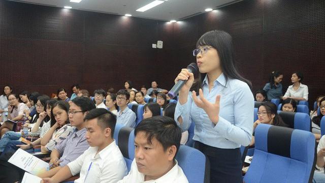 """""""Nhân tài"""" đối thoại với Chủ tịch Đà Nẵng: Thông tin vừa qua có cảm giác như tụi em phản bội"""