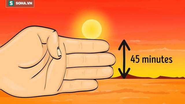 Thuộc ngay 5 kỹ năng sống còn này, bạn có thể sẽ không bị đói, khát, rét và đuối nước nữa!