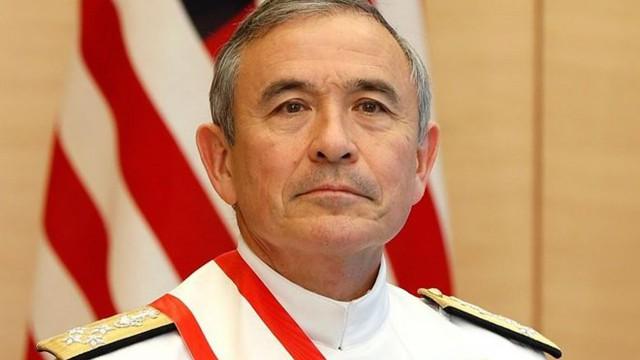 Đô đốc Harry Harris được phê chuẩn làm Đại sứ Mỹ tại Hàn Quốc