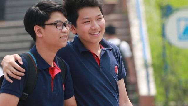 Chính thức: Hà Nội công bố điểm chuẩn vào lớp 10 năm học 2018-2019