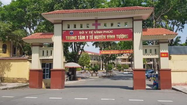Vĩnh Phúc: Khám đau bụng, bệnh nhân tử vong sau tiêm 2 mũi giảm đau ở trung tâm y tế huyện