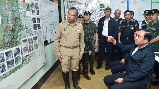 Đội bóng nhí được dùng loại thuốc an thần Thủ tướng Thái hay sử dụng khi bắn súng