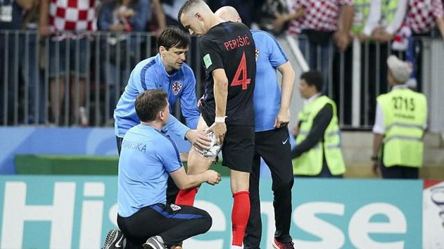 World Cup 2018: Croatia tổn thất nặng nề trước trận chung kết