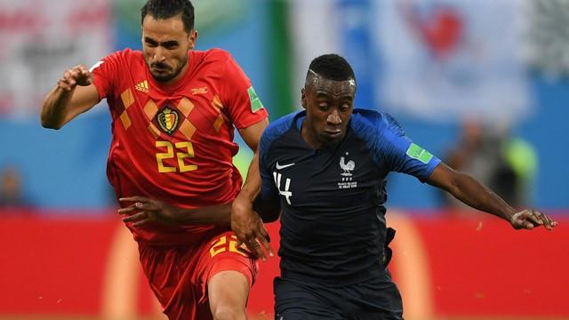 """World Cup 2018: Cầu thủ Pháp chửi thề khi nhắc đến """"tử huyệt"""" của Croatia"""