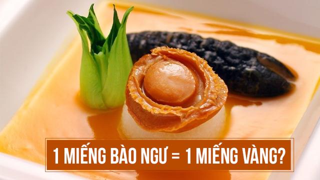 Bào ngư có giá tiền triệu nhà giàu Việt đua nhau săn lùng mua thực sự bổ dưỡng cỡ nào?