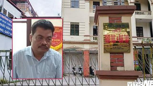 Trưởng phòng khảo thí gian lận điểm thi vừa bị bắt ở Hà Giang là ai?