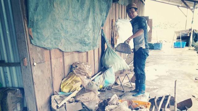 Ảnh: Cảnh hoang tàn tại nơi ở của người Việt sau thảm hoạ vỡ đập thuỷ điện ở Lào