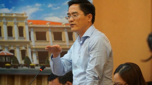 """Phó giám đốc Sở GTVT TP.HCM: """"Sụt lún ở cầu 200 tỷ không có dấu hiệu tiêu cực"""""""