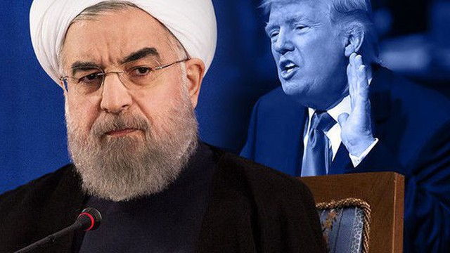 """Giữa những cuộc khẩu chiến nảy lửa, TT Trump bất ngờ tung """"đòn gió"""" khiến Iran khó xử"""