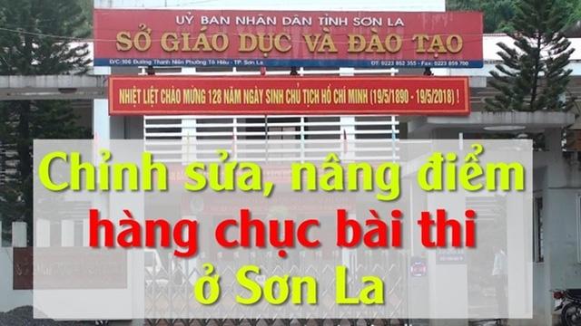 """Vụ sửa điểm thi ở Sơn La: Phụ huynh mong rạch ròi thí sinh nào được điểm cao nhờ """"mua điểm"""""""