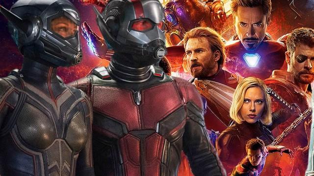 Bom tấn Người Kiến 2: Hé lộ chìa khóa đánh bại Thanos?