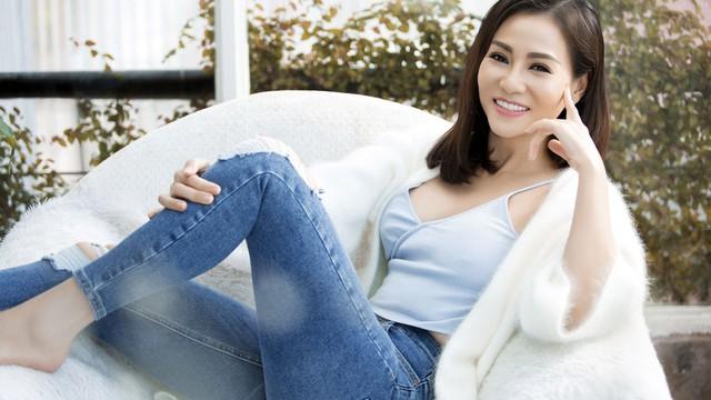 """Thu Minh tái xuất: """"Tôi tin tôi vẫn 20"""""""