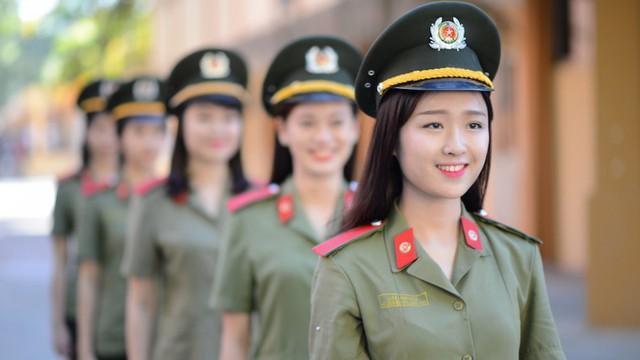 Lạng Sơn đứng thứ nhất về số lượng thí sinh đỗ Học viện An ninh Nhân dân