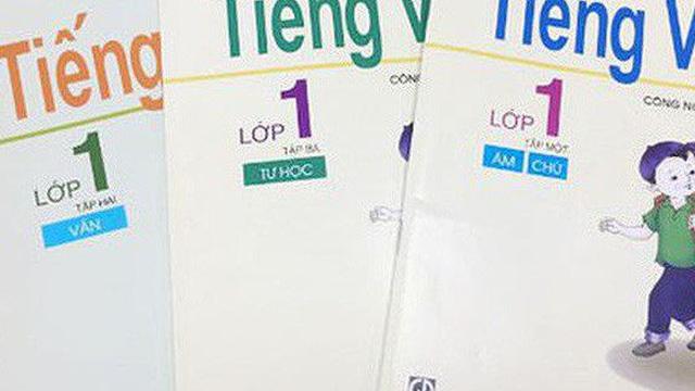 Vì sao sách Tiếng Việt 1 công nghệ bỗng dưng 'dậy sóng'?