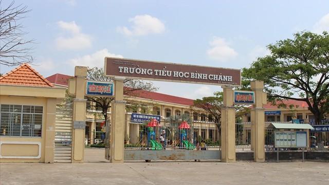 Vụ cô giáo quỳ xin lỗi ở Long An: Kỷ luật cảnh cáo cô giáo Nhung