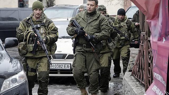 Vụ ám sát lãnh đạo Donetsk: Tình báo Nga đã đến, quân chính phủ Ukraine tập hợp lực lượng