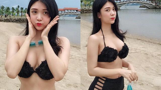 Thanh Bi liên tục đăng ảnh sexy, nóng bỏng