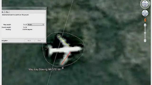 Người tự nhận biết nơi máy bay MH370 rơi là kỹ sư trắc địa 10 năm làm ở Gia Lai