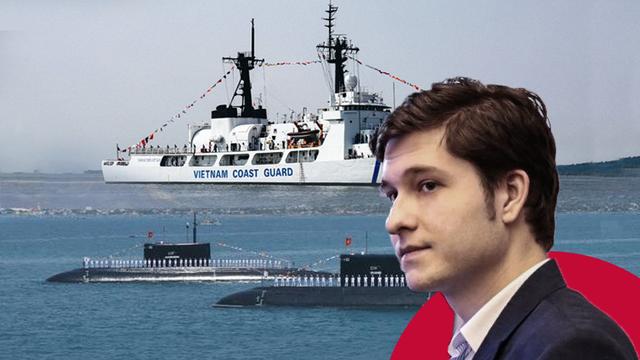 Chuyên gia Nga: Tàu ngầm Kilo là cột mốc lớn nhưng tàu tuần tra Mỹ là bước ngoặt với VN