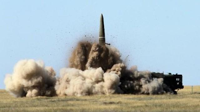 Tên lửa Iskander-E xuất khẩu sẽ sớm có tầm bắn... 500 km: Nga vượt tuyến?