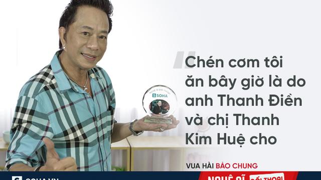 Vua hài Bảo Chung: Đi diễn tỉnh, người dân không cho ngủ nhờ vì mặt gian