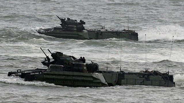 """Biển Đông: Khi Mỹ """"im hơi lặng tiếng"""" là lúc Trung Quốc lên tiếng"""