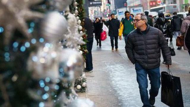Người Mỹ có thể chi hơn 1 nghìn tỷ USD mua sắm mùa Giáng sinh 2018