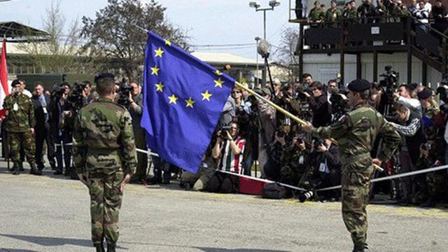 """Quân đội chung châu Âu đang dần """"hiện hình"""""""