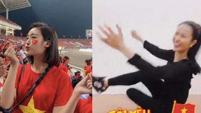 Dàn sao Vbiz đang ăn mừng tuyển Việt Nam vào chung kết: Mỗi người một kiểu, ai cũng vui nổ trời!
