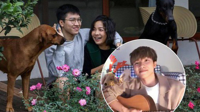 Quý tử nhà Mỹ Linh đã tròn 19 tuổi, trổ mã điển trai và đàn hát cực hay