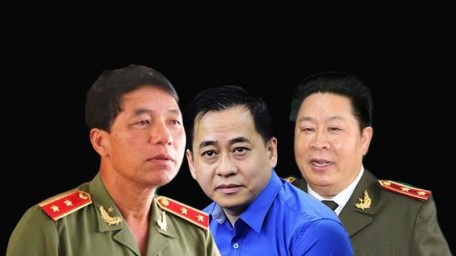 """Vũ """"nhôm"""" kéo 2 cựu Thứ trưởng Bộ Công an vào vòng lao lý như thế nào?"""