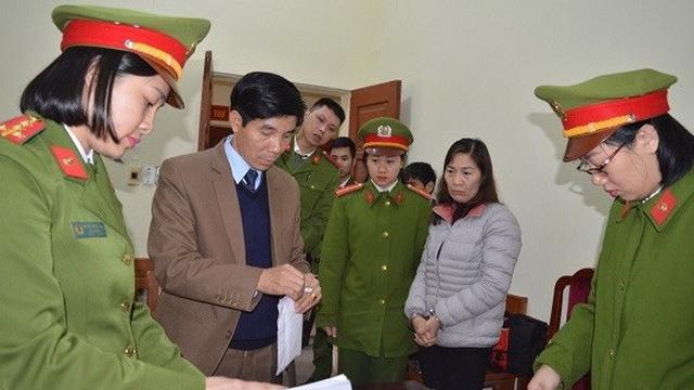 Tạm giam 2 cán bộ tham nhũng tiền bảo vệ rừng của dân ở Hà Giang