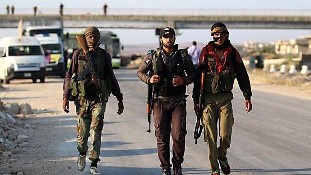 Tiết lộ gây sốc về bí mật khủng khiếp của Israel với lực lượng đối lập Syria
