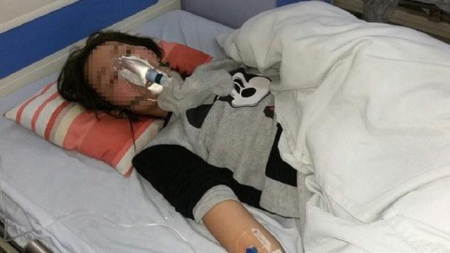 Cô gái bị đánh ở chung cư Linh Đàm viết đơn đề nghị khởi tố vụ án hình sự