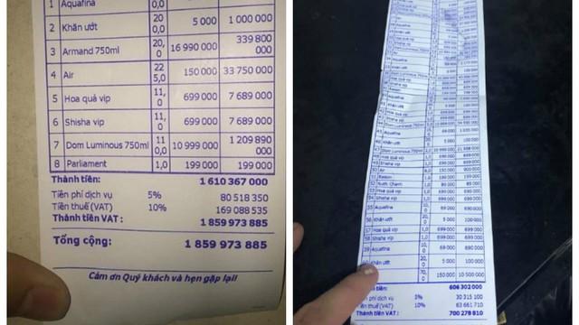 """Hé lộ nhân vật """"chủ chi"""" vụ hóa đơn đi bar gần 2 tỷ đồng gây xôn xao ở Hà Nội"""