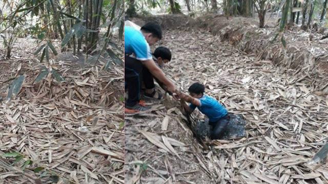 """Cái """"bẫy bí hiểm"""" trong rừng nứa khiến nam thanh niên ôm hận vì lỡ bước"""