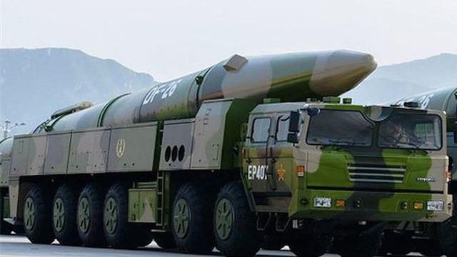 """Tên lửa DF-26 và bốn tính năng """"ác mộng"""" đối với Mỹ"""