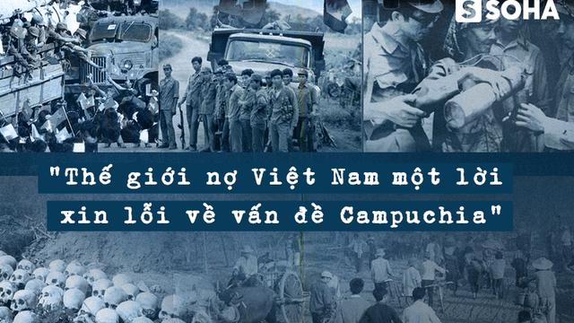 Tướng Hoàng Kiền: Lịch sử nhân loại phải ghi nhận sự hy sinh vì nghĩa vụ quốc tế cao cả của Việt Nam
