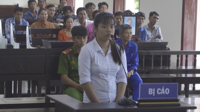 Thiếu nữ giết chồng ở Đồng Tháp lãnh án 4 năm tù