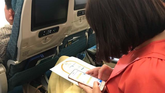Khách hàng phải trả bao nhiêu tiền để có thể sử dụng wifi trên máy bay Vietnam Airlines?