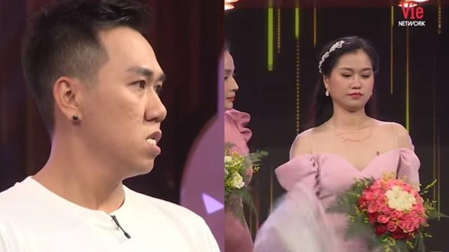 """Lâm Vỹ Dạ đòi bỏ về khi tình cũ Anh Đức """"cầu hôn"""" trên sóng truyền hình"""