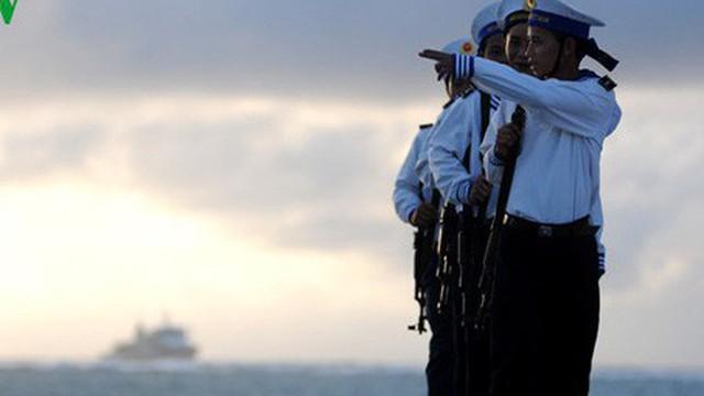 Việt Nam không lùi bước trong đấu tranh bảo vệ chủ quyền ở Biển Đông
